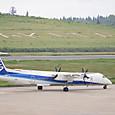 DHC8-Q400 秋田空港